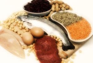 Cibi proteici con pochi grassi