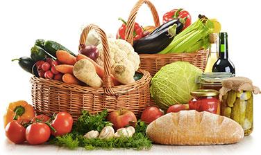 i vantaggi degli alimenti genuini