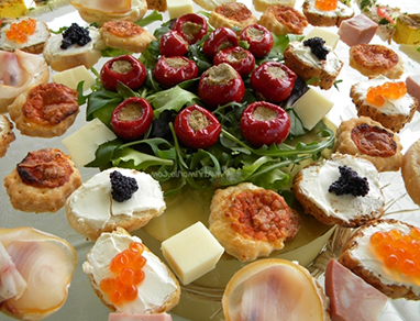 aperitivi da preparare light