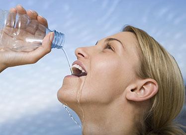 l'importanza dell'acqua nell'alimentazione