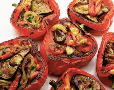 peperoni imbottiti per dieta