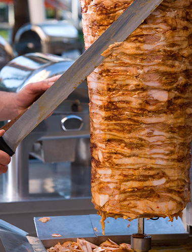 kebab rischio per la salute