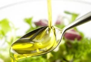 olio d'oliva durante la dieta