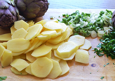 la patata aiuta la dieta