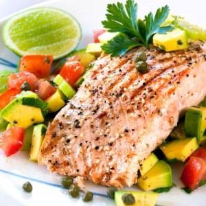 salmone e vitamina D