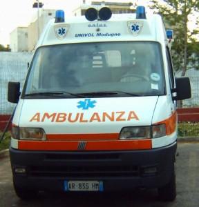 ambulanza dieta