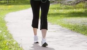 camminare e dimagrire
