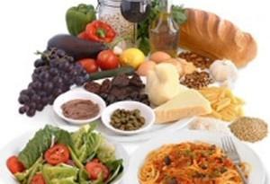 Dieta Mediterranea contro lo Smog