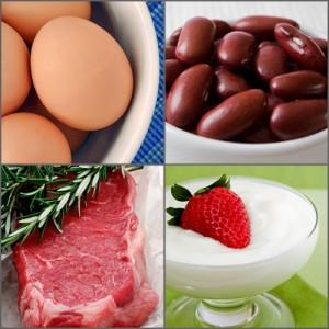 proteine colazione