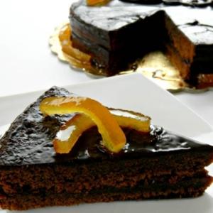 Capodanno light: torta Sacher senza colesterolo