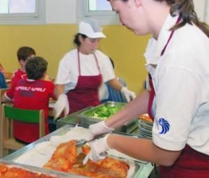 dieta bambini scuola