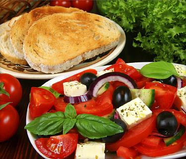 Mediterranean Food Lunch Recipes