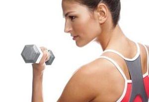 I pesi servono per perdere peso