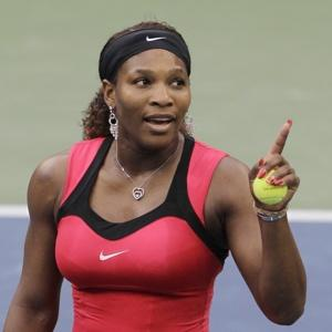 serena williams dieta