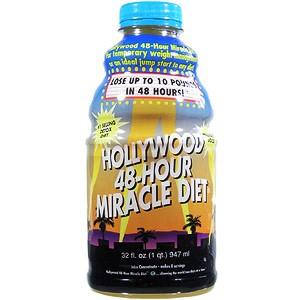 La dieta di Hollywood e il succo dei miracoli