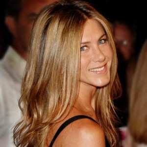 jennifer aniston 45 anni