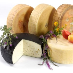 I formaggi stagionati quali scegliere per la dieta