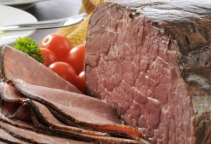 Carne arrosto va bene per la dieta
