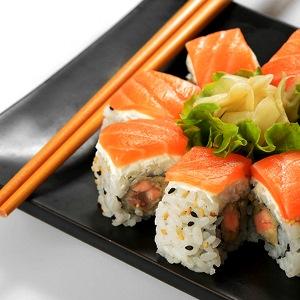 Quanto sushi si può mangiare durante la dieta
