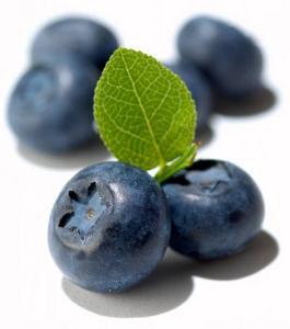 blueberry dieta