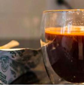 burro caffè