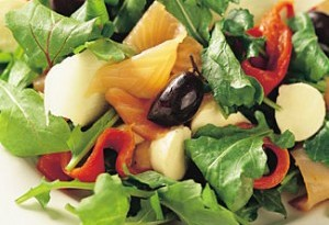insalata per dieta