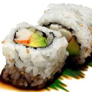 sushi per la dieta