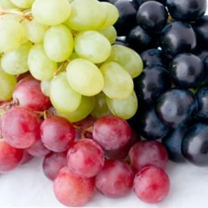 uva per la dieta