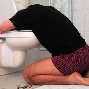 Vomitare dopo mangiato fa dimagrire dietando - Andare in bagno dopo mangiato ...