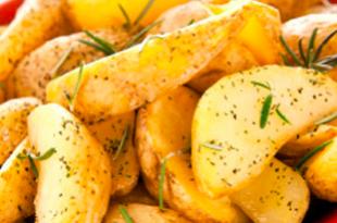 forno patate