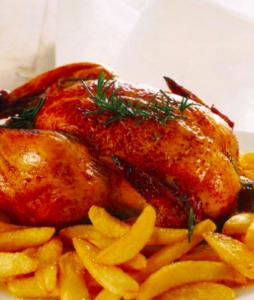 pollo arrosto dieta