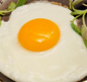 uovo al tegamino