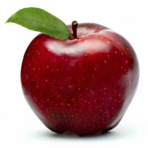 mela rossa e dieta