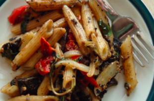 pasta-integrale-verdure