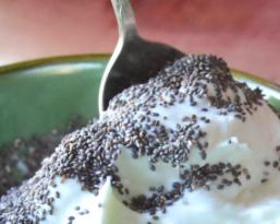 yogurt chia