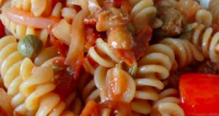 pasta integrale pomodorini