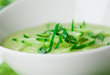 zuppa cetriolo avocado