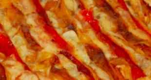 torta salata peperoni