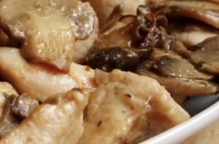 bocconcini pollo funghi
