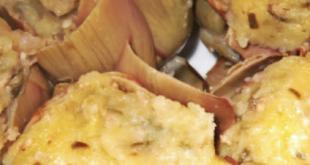 carciofi patate