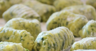 gnocchi patate spinaci