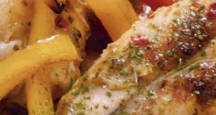 pollo peperoni