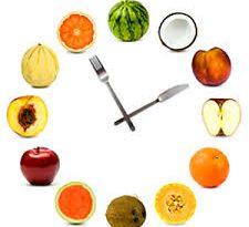 frutta e verdure dieta cinese