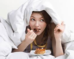 insonnia e fame