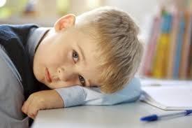 Perchè il bambino è sempre stanco?