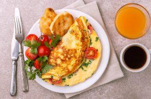 i benefici di una colazione salata
