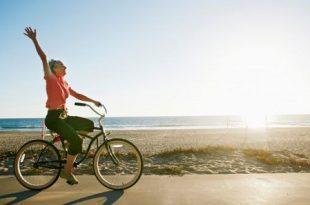 andare in bici fa bene al corpo e alla mente