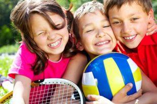 lasciamo i bambini liberi di scegliere quale sport praticare, senza forzarlo