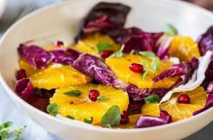 Insalata con frutti esotici: vitamine ed energia
