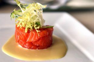 Tartare di pesce dietetica: la ricetta